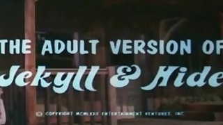 THE ADULT VERSION OF JEKYLL & HIDE 1972 (HD)