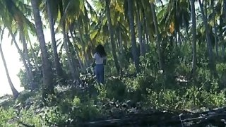 Lechoza vintage filmed at dominican republic on the 70s