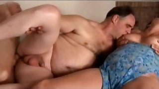 Mature Bisexual Threesome